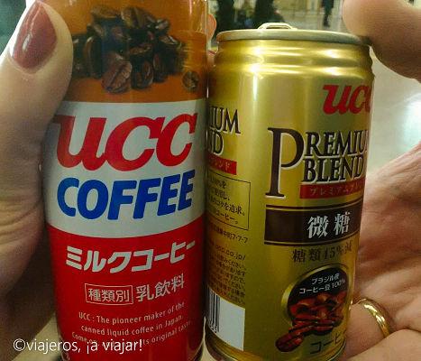 Comida japonesa. cafe caliente de la máquina exp