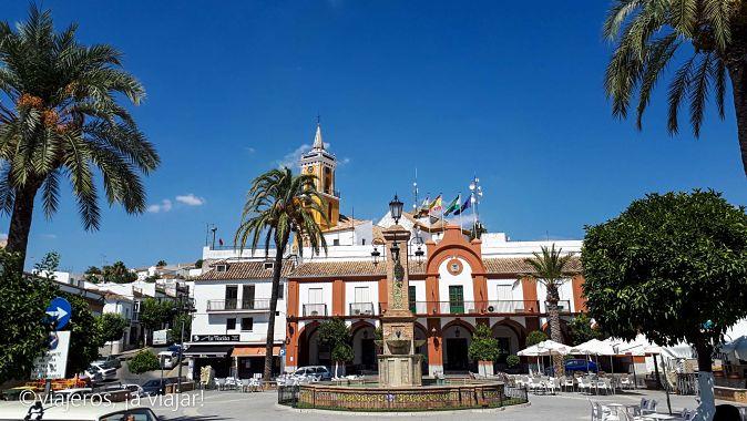 Pueblos Blancos. Villamartin