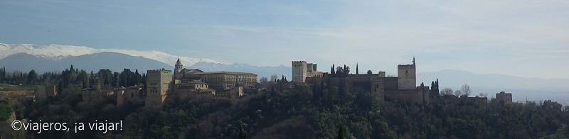 Al-andalus-Granada. Andalucía