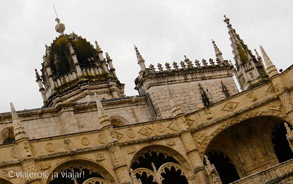 Lisboa - Monasterio de los Jerónimos
