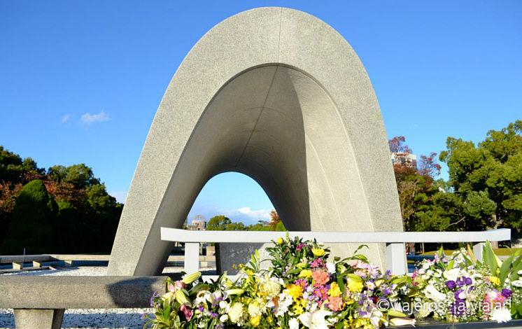 Hiroshima. Llama eterna