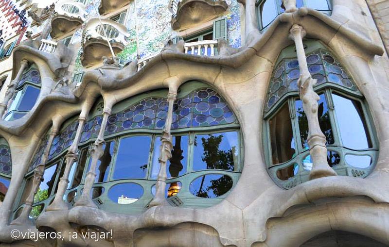 Obra de Antonio Gaudí en Barcelona