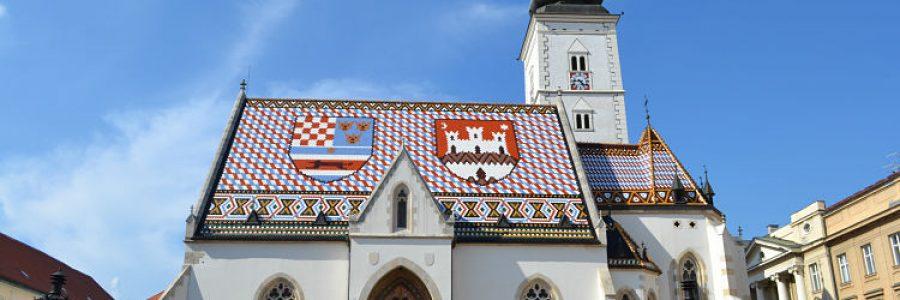 Zagreb. San Marcos