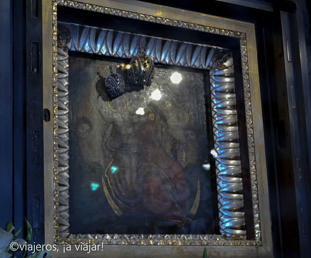 Zagreb - Virgen con el niño Jesús