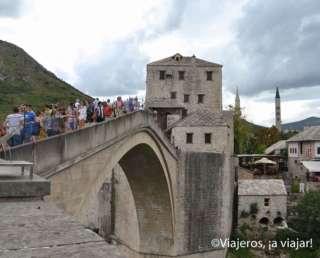 Balcanes. Stari Most en Mostar