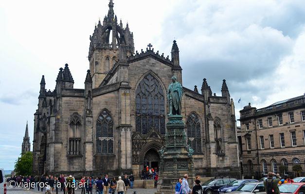 Edimburgo. St Giles