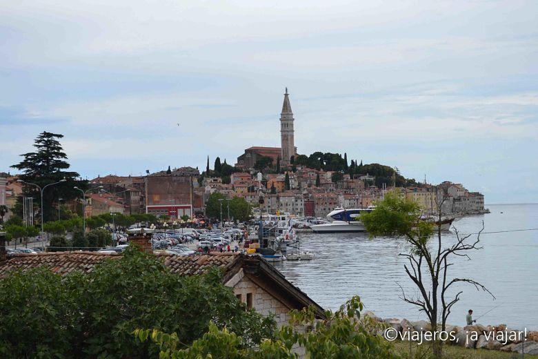 Rovinj en Istria