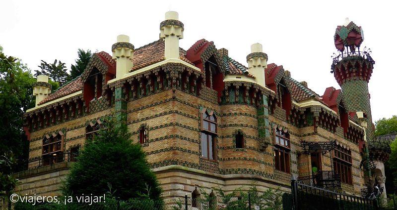 Pueblos de Cantabria- Delicias de Gaudi
