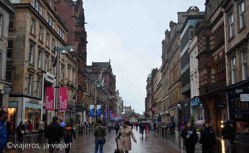 Glasgow. Bucanan Street