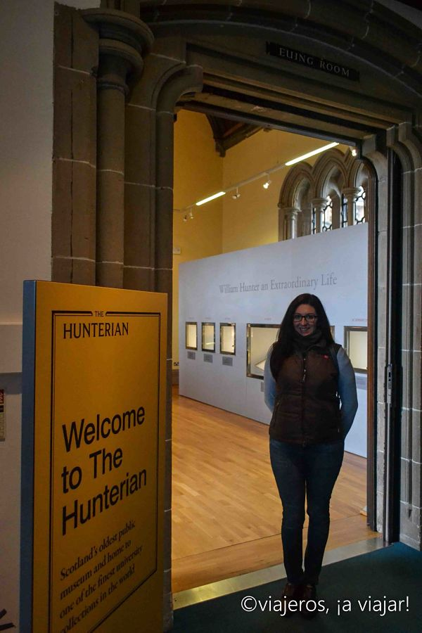 Glasgow. The hunterian