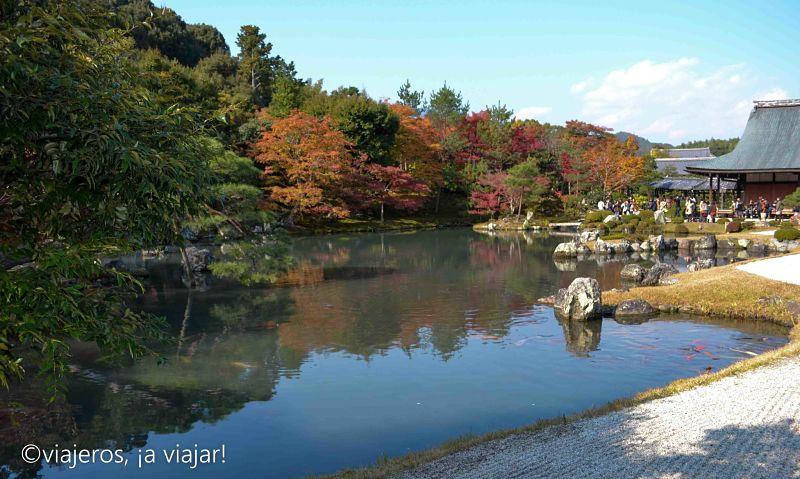 Templos de Kioto - Tenryu-ji
