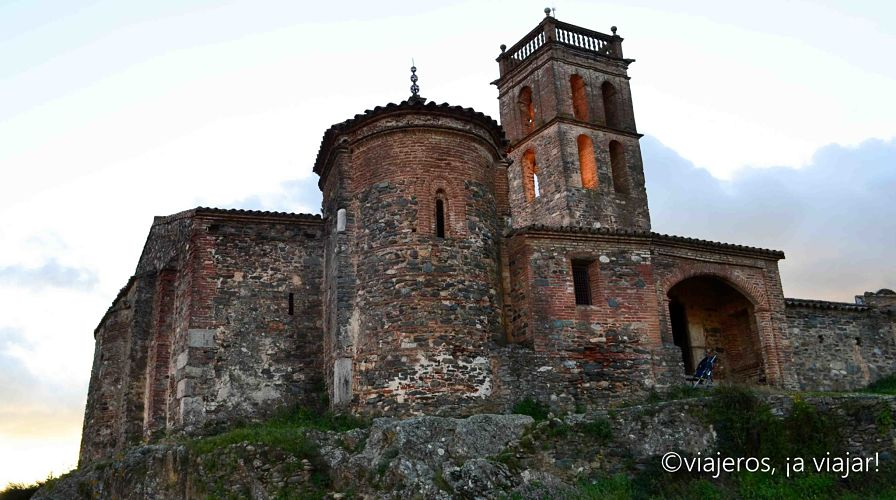 Huelva. Mezquita Almonaster