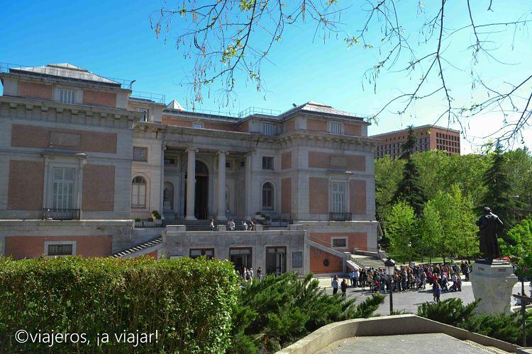 Museo Prado. Arte en Madrid
