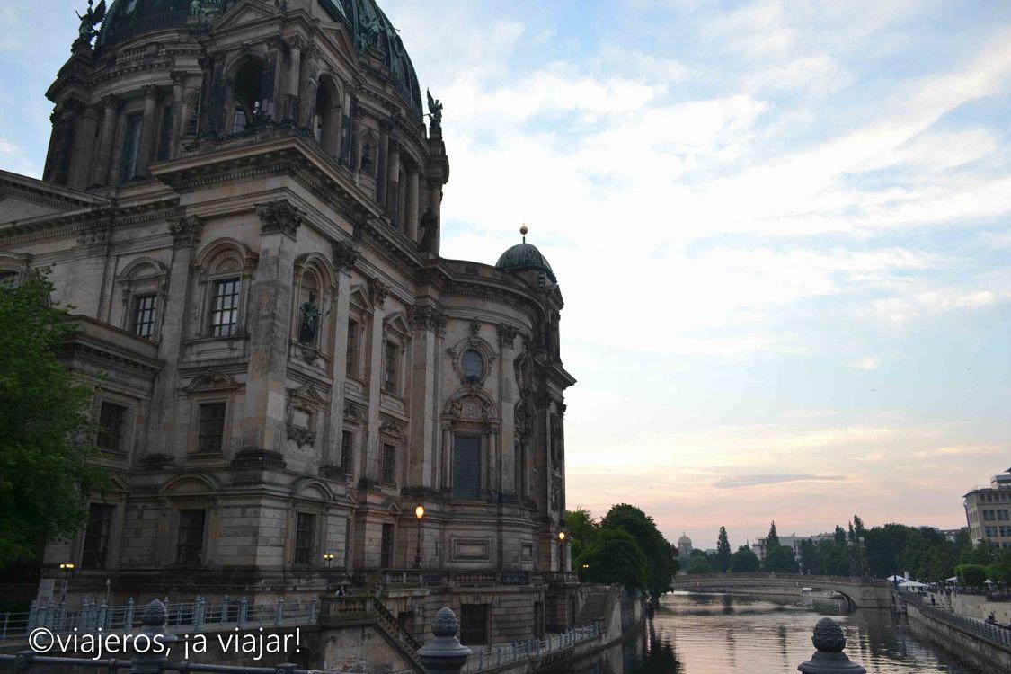 Berlin. Dom e Isla de los Museos