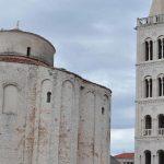 Balcanes. Zadar. Iglesia de San Donato