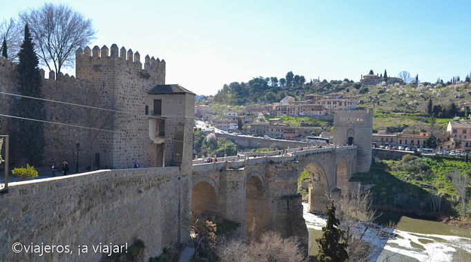Puente San Martín, Toledo
