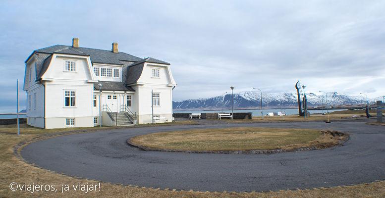 Reikiavik. Casa Höfði