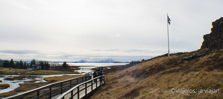 Círculo Dorado. Alþingi