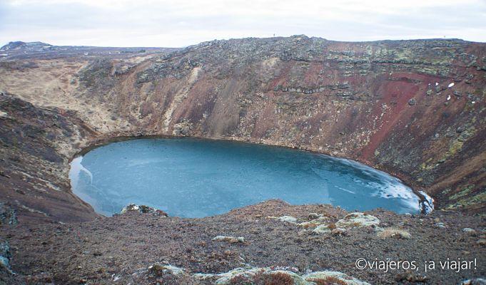 volcán Kerið