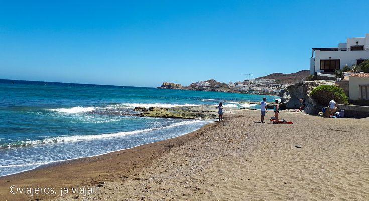 ALMERÍA. Playa de San José