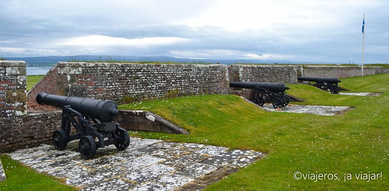 INVERNESS. Fort George