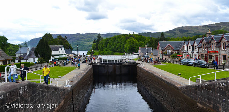 INVERNESS. fort augustus