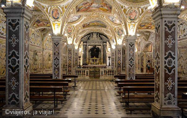 SALERNO. Cripta catedral