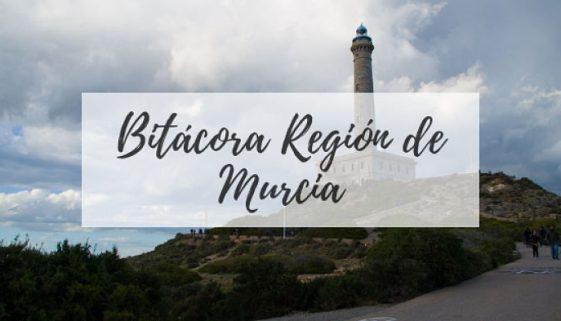PORTADA. Bitácora Región de Murcia