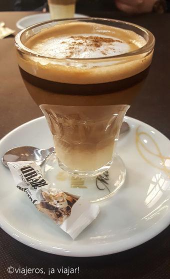 región de Murcia. Café asiático