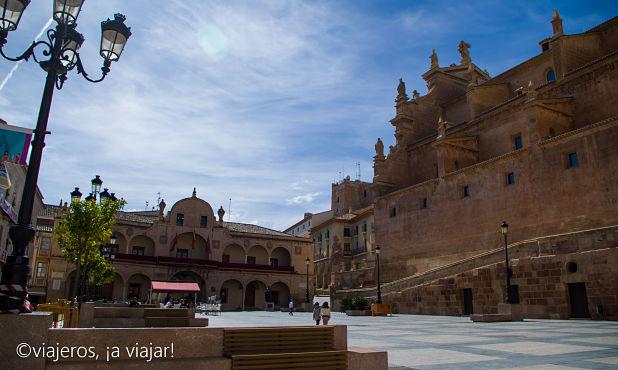 REGIÓN MURCIA. Plaza españa Lorca