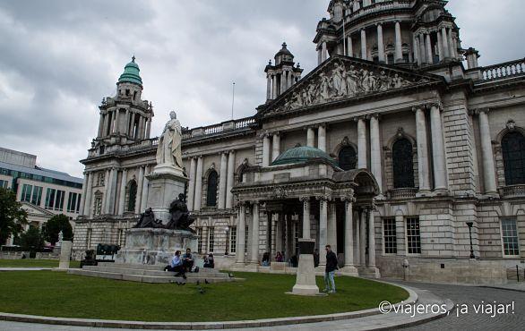 Irlanda del Norte. Belfast