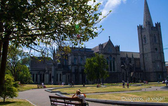 Catedral de st Patrick en Dublín