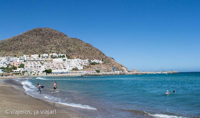 PLAYAS PELICULA. Playa San José