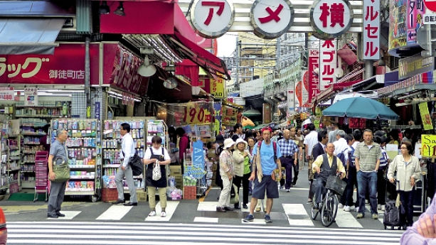 Dormir en Tokio. Mejores barrios