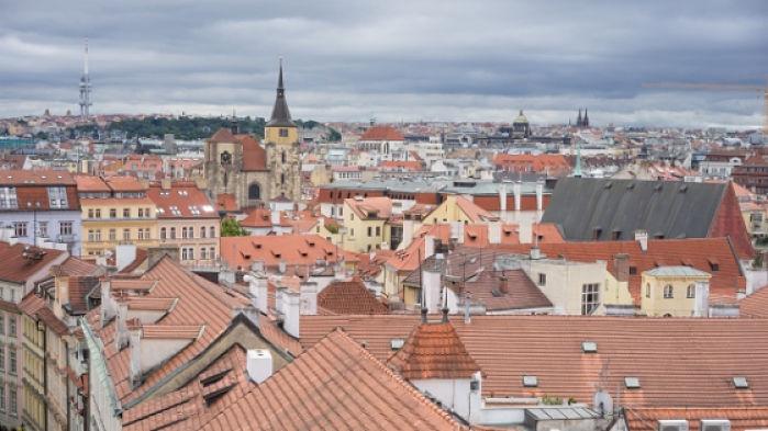 dormir Praga low cost