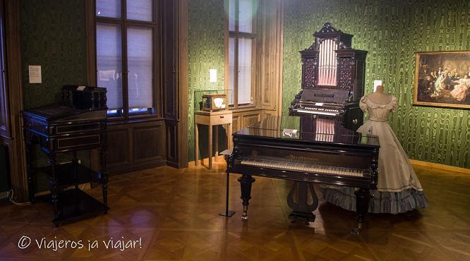Apartamento de J Strauss
