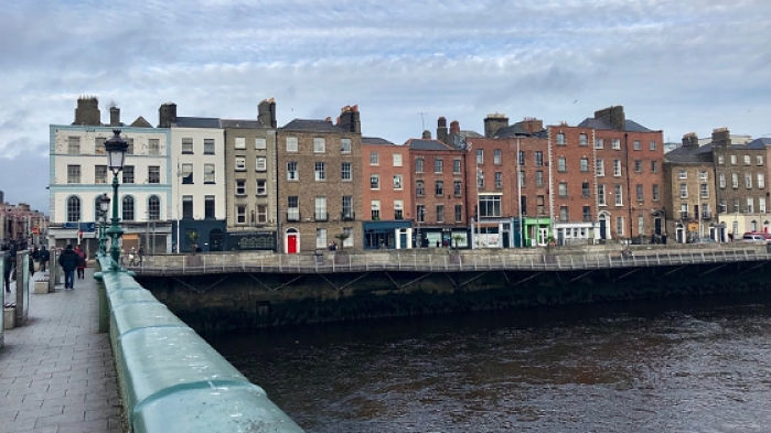 Mejores zonas para dormir en Dublín