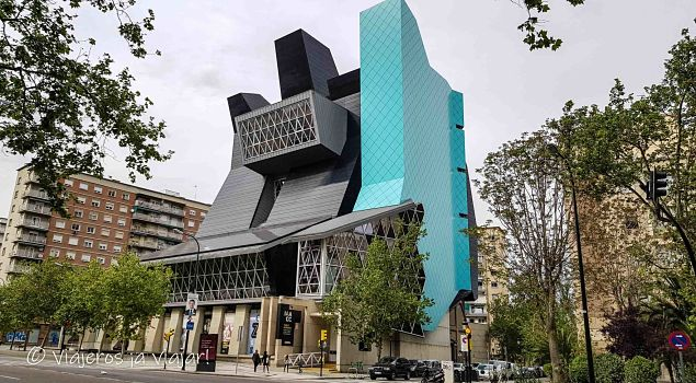 Arte contemporáneo en Zaragoza