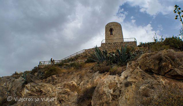 Atalaya en Níjar
