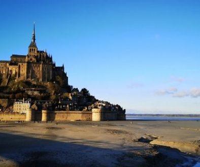 Viaje en Coche por Normandía