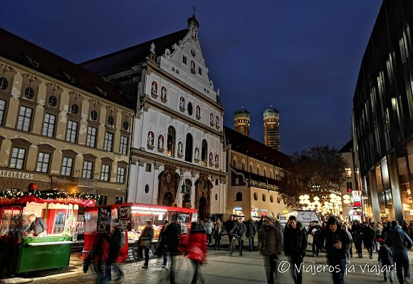 Mercadillos en Múnich