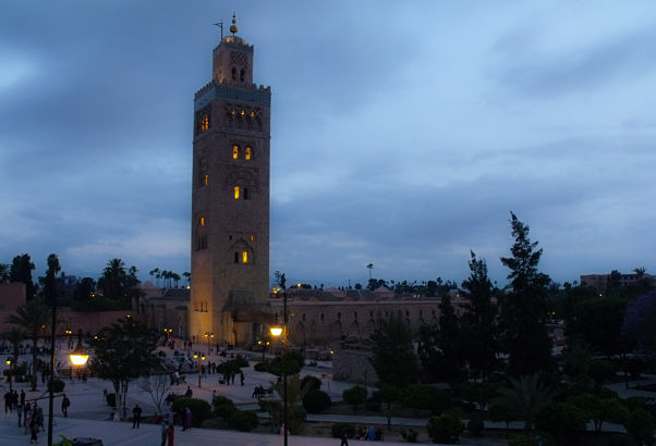 Marrakech. destino 2020