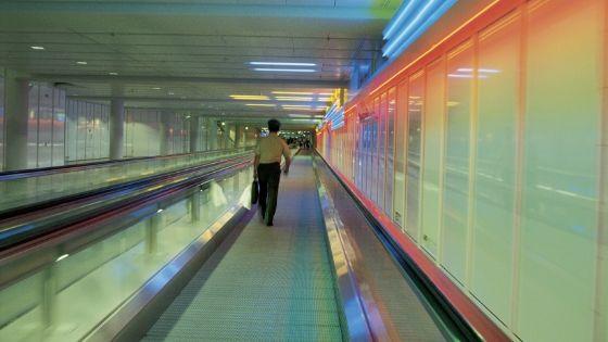 Interior Aeropuerto