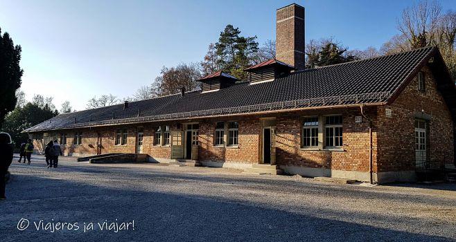 Edificio crematorio