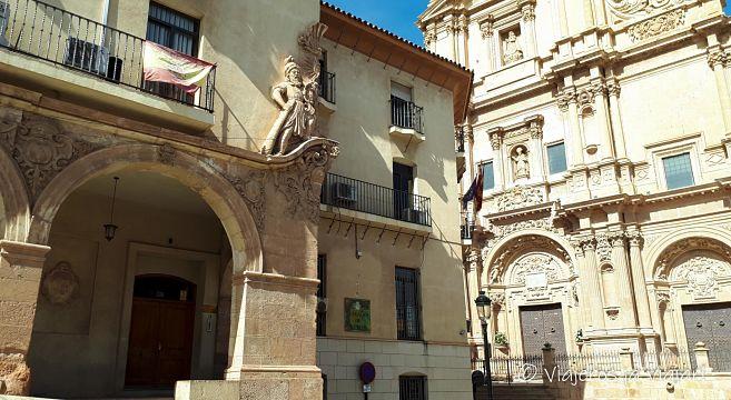 Plaza de España, Lorca