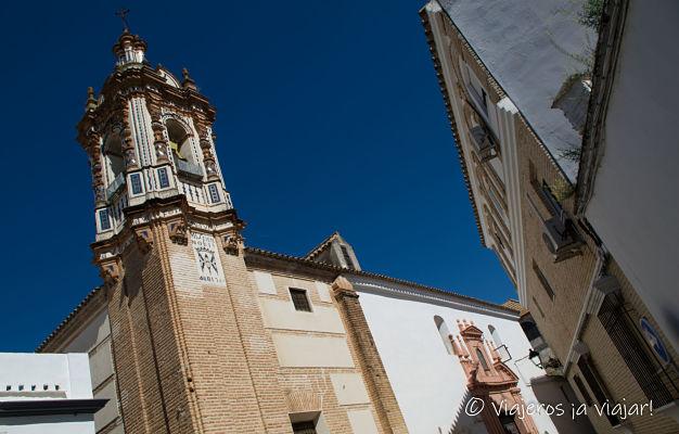 Convento stma trinidad las Marroquies