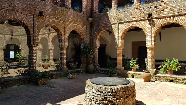Claustro del Monasterio