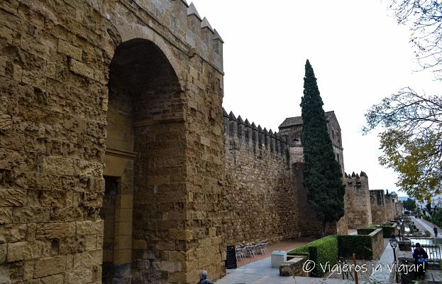 Córdoba. Puerta de Almodovar