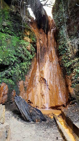 Cascada El Chorreón
