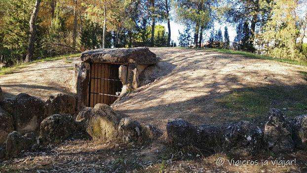 Dólmen Neolítico Los Bermejales